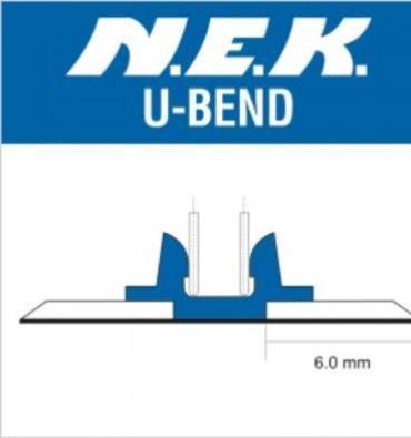 NEK U-BEND CORRUGATED MATRIX